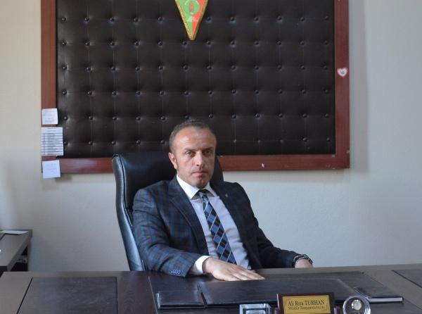 Ali Rıza TURHAN - MÜDÜR BAŞYARDIMCISI