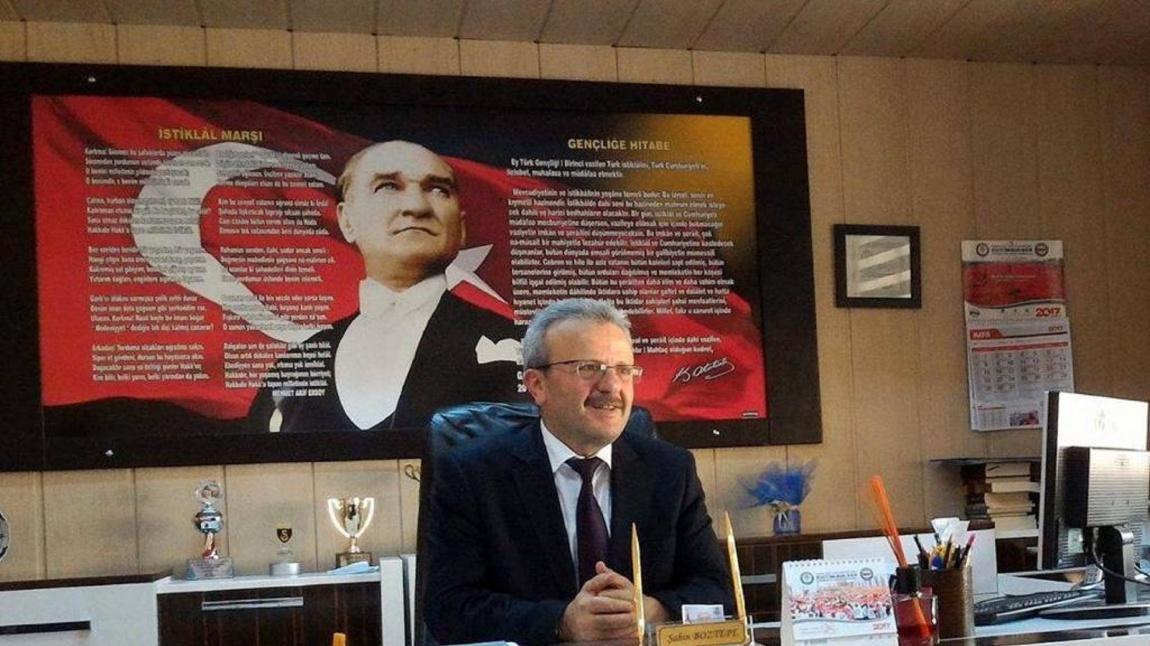 Şahin BOZTEPE - Okul Müdürü